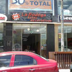 La Bodega Telas Decorativas en Bogotá