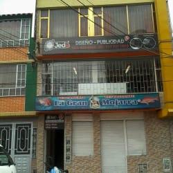 Jeds Pelicula S.A.S en Bogotá