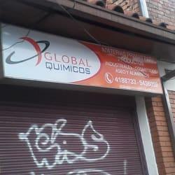 Global Quimicos en Bogotá
