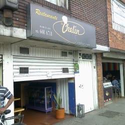 Restaurante De Chelin en Bogotá