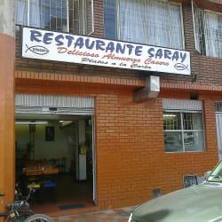 Restaurante Saray en Bogotá