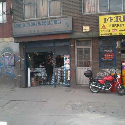 Comercializadora Macroelectricos en Bogotá