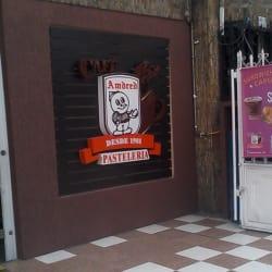 Pastelería Amdred Calle 76 en Bogotá