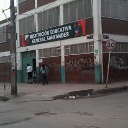 Institución Educativa General Santander en Bogotá