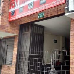 Ferre Oxicorte J y M Cia Lta en Bogotá