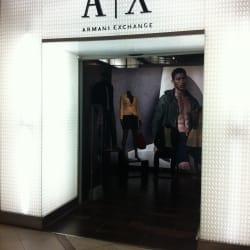 Armani Exchange - Mall Parque Arauco en Santiago