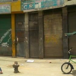 Demoliciones C.R. en Bogotá