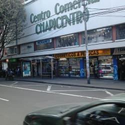 Centro Comercial Chapicentro en Bogotá