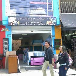 Concepto's Urbano en Bogotá