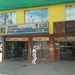 Distri Iluminaciones Zona Industrial en Bogotá