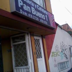 Panadería y Cafetería Pan Bueno en Bogotá