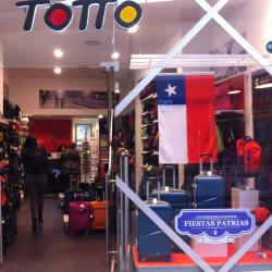 Totto - Mall Parque Arauco en Santiago