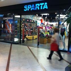 Sparta - Mall Parque Arauco en Santiago