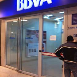 Banco BBVA Parque Arauco en Santiago
