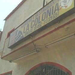 Asadero y Restaurante La Colonia en Bogotá