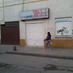Centro de Reconocimiento de Conductores Evaluando en Bogotá