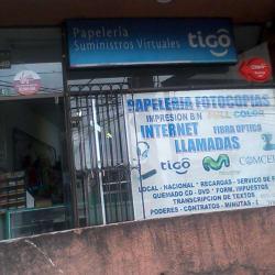 Suministros Virtuales Ltda en Bogotá
