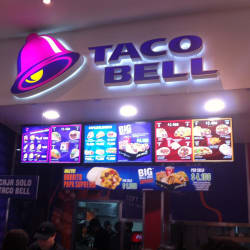 Taco Bell - Parque Arauco en Santiago