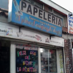 Papelería El Pincel Mágico de Angie en Bogotá
