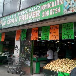 Plaza de Mercado Mi Gran Fruver en Bogotá