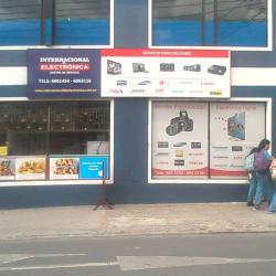Internacional de Electronicas Centro de Servicios en Bogotá