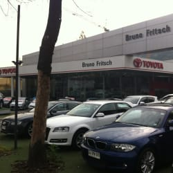 Automotora Bruno Fritsch - Las Condes en Santiago