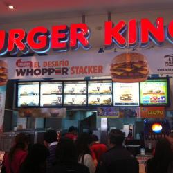 Burger King - Parque Arauco en Santiago
