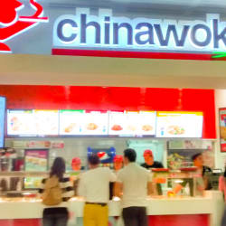 Chinawok - Costanera Center en Santiago