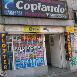 Centro de Copiado Copiando en Bogotá
