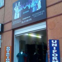 Dkassa Ideas Bordadas Ltda en Bogotá