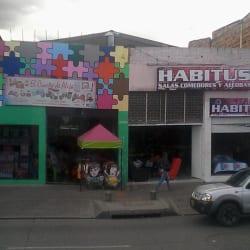 El Cuarto De Aleja en Bogotá