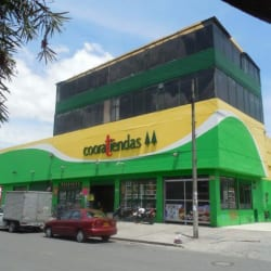 Cooratiendas Barrio Madelena en Bogotá