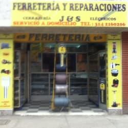 Ferreteria y Reparaciones J&S en Bogotá