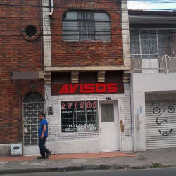 Avisos 16 en Bogotá