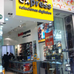 Kodak Express - Mall Parque Arauco en Santiago