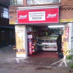 Salsamentaría y Distribuidora Rochi en Bogotá
