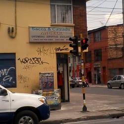 Sacos y Calzado Angela en Bogotá