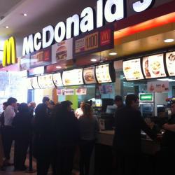 McDonald's - Parque Arauco en Santiago