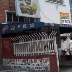 Rick's Burger en Bogotá