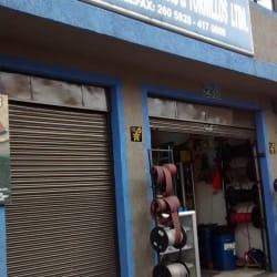 Surtiherramientas y Tornillos Ltda en Bogotá
