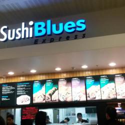Sushi Blues Express  - Costanera Center en Santiago