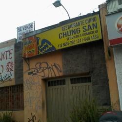 Restaurante Chung San  en Bogotá
