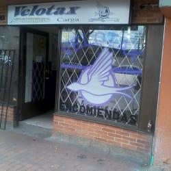 Velotax Calle 77 en Bogotá