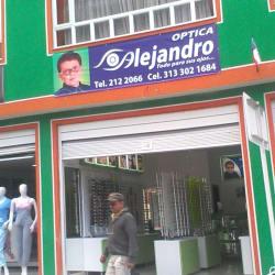 Óptica Alejandro en Bogotá