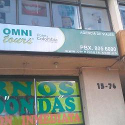 Omni Tours Colombia Ltda en Bogotá