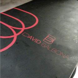Balbona en Santiago