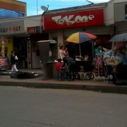 Tokme en Bogotá
