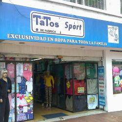 Tatos Sport en Bogotá