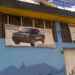 Servicios Fuel Injection Latorre en Bogotá