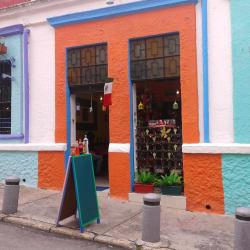 Restaurante D.F en Bogotá